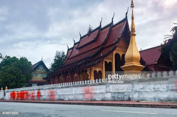 Wat Xieng Thong temple,Lao Peoples Democratic Republic