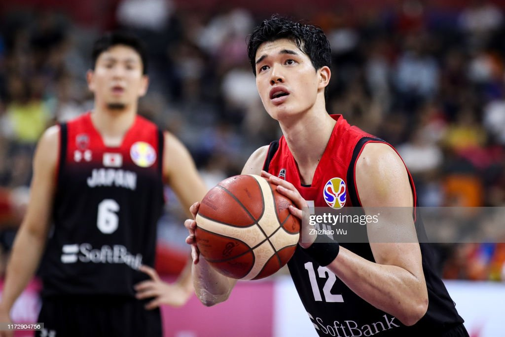 New Zealand v Japan: Group O - FIBA World Cup 2019 : ニュース写真