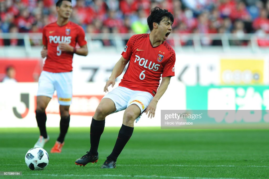 Urawa Red Diamonds v Sanfrecce Hiroshima - J.League J1 : ニュース写真