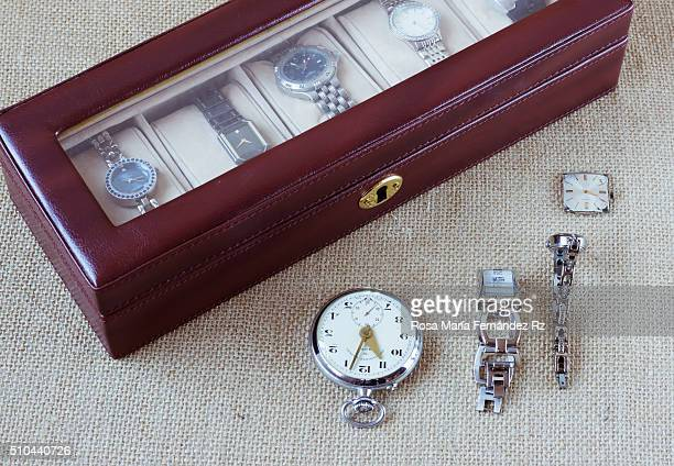 watch collection - moment collection stock pictures, royalty-free photos & images