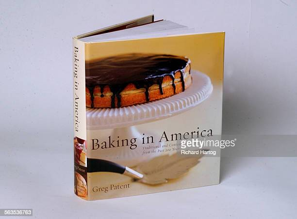 Watch Cookbook – Baking in America photographed in the Los Angeles Times via Getty Images photo studio Thursday afternoon in LA