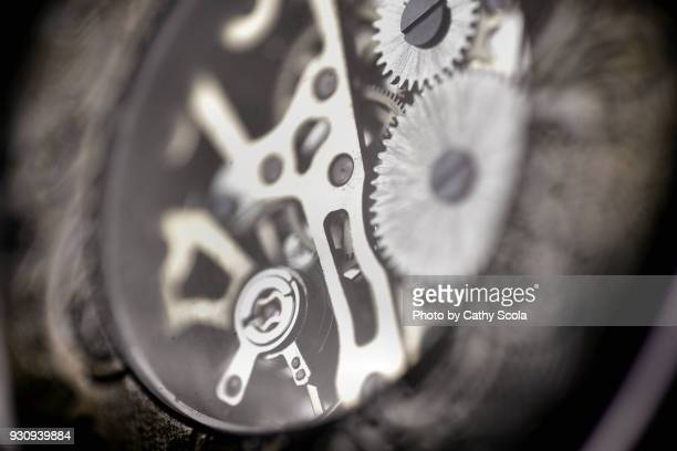 Watch gears
