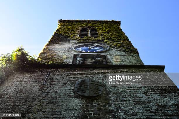 watch tower in dublin - dalkey stock pictures, royalty-free photos & images