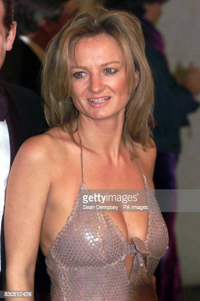 Watchdog presenter Alice Beer arrives at the British Comedy Awards 2000 presentation, in London.