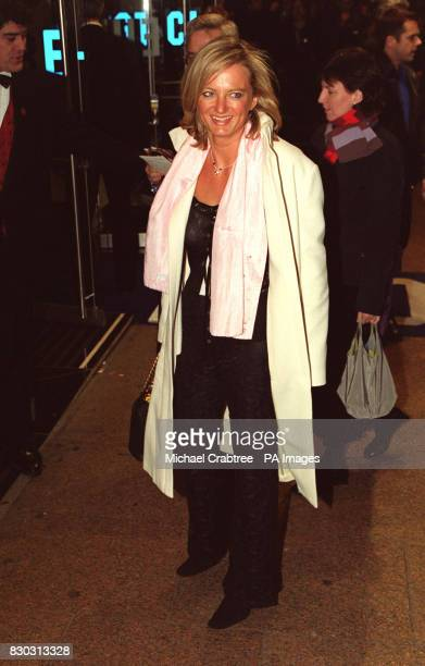 "Watchdog TV Presenter Alice Beer arrives for the ""Angela's Ashes"" Gala film Premiere, in aid of NCH Action for Children at the Odeon Leicester Square..."