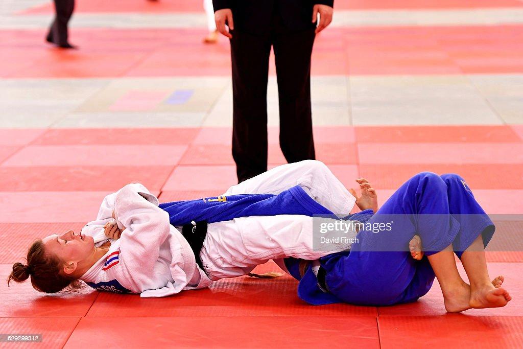 2016 British Senior Championships 11 December : Nachrichtenfoto
