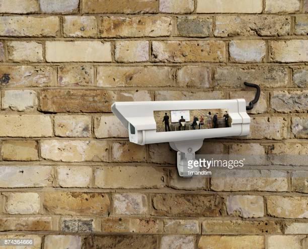 CCTV watching a meeting
