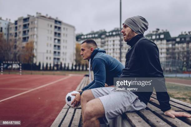 watching the game - south_agency stock pictures, royalty-free photos & images