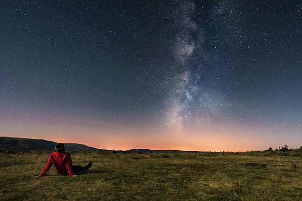 Watching Milky Way - Fine Art prints