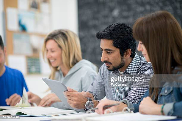 Watching Videos for Adult Education