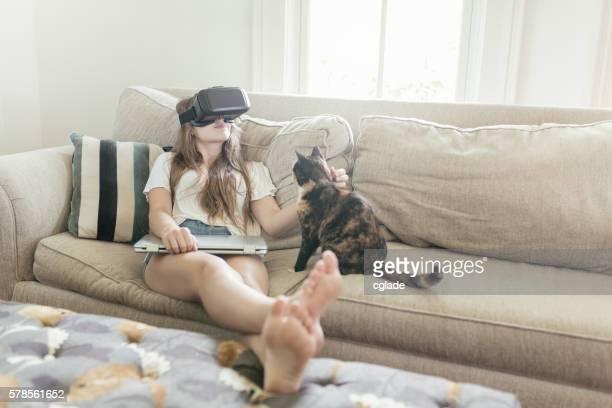 Watching Virtual Reality