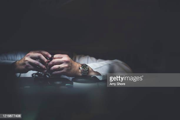 a watchmaker's workshop - watch timepiece stock pictures, royalty-free photos & images