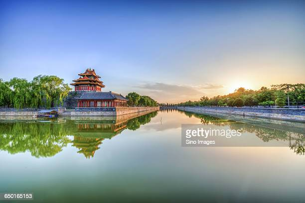 A Watchtower of the Forbidden City