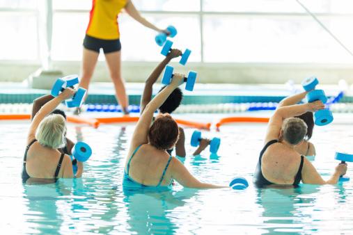 Water Aerobics 488762051