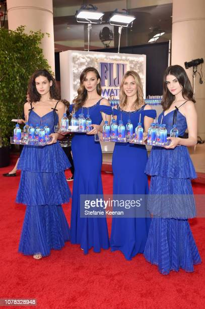 Water at the 76th Annual Golden Globe Awards on January 6 2019 at the Beverly Hilton in Los Angeles California