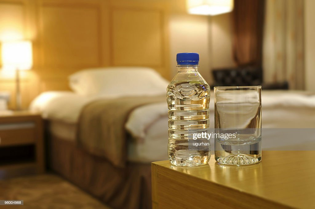Wasser Wasserflasche : Stock-Foto