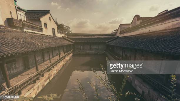 A water box in Wuzhen