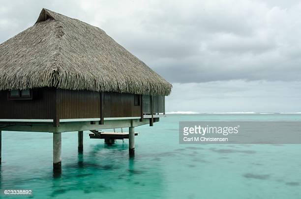 Water Bungalow - Moorea, French Polynesia