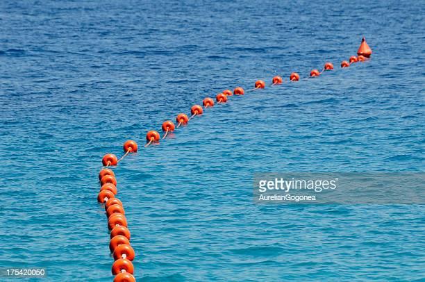 Water chain buoys