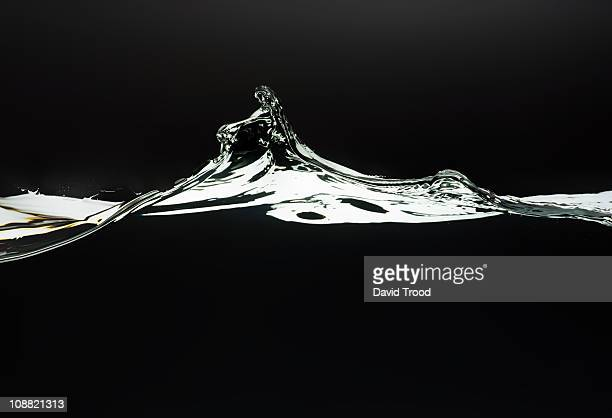 water close up