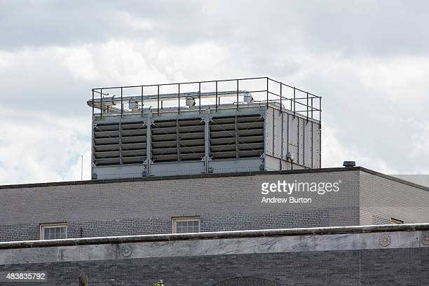 A water cooling tower that was found to have traces of legionella pneumophila bacteria which may have helped cause the recent outbreak of...