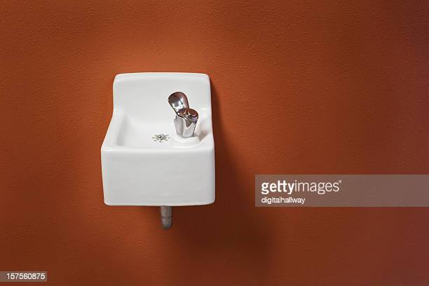 water drinking fountain - man made structure stock pictures, royalty-free photos & images