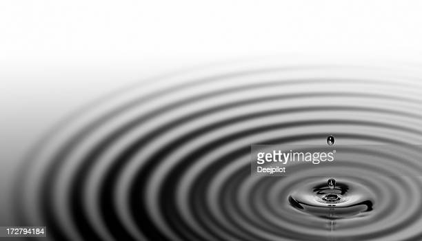 De agua Drop