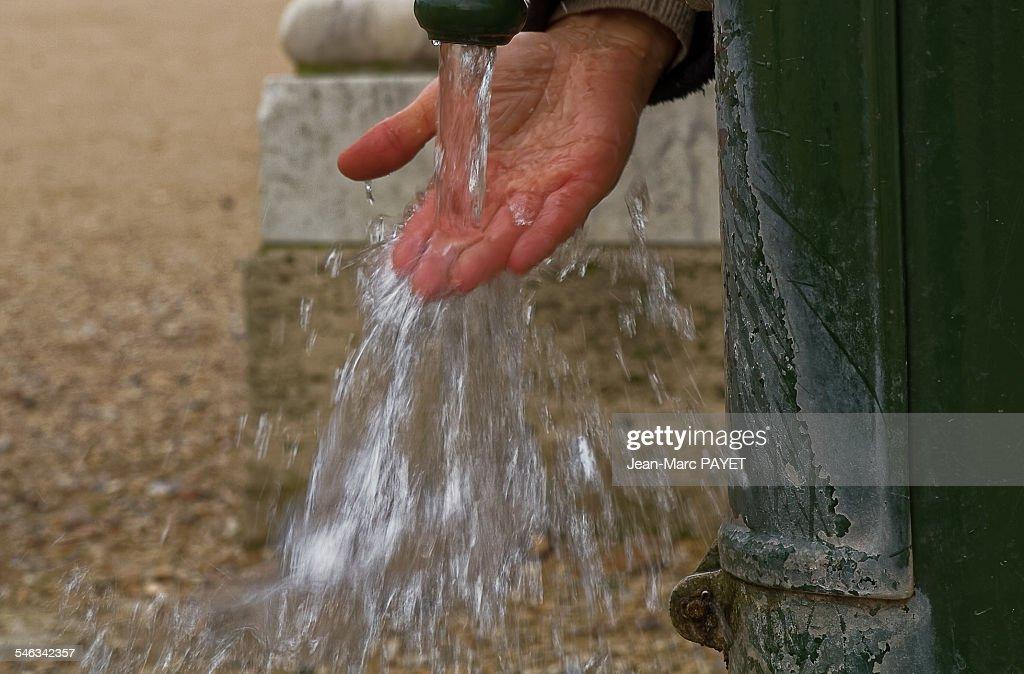 Water Everywhere : Photo