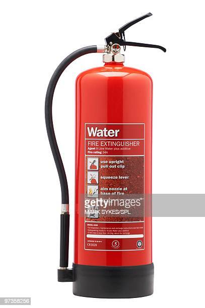 Water fire extinguisher