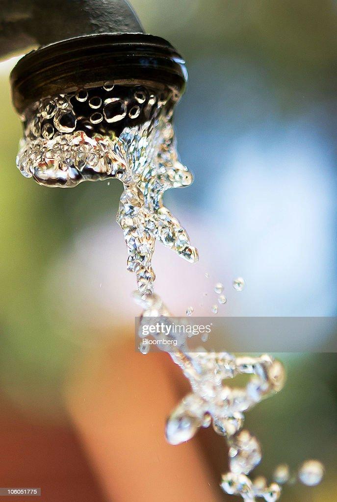 Australia Water Desalination Project Feature : News Photo