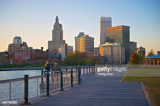 Water Front of Providence