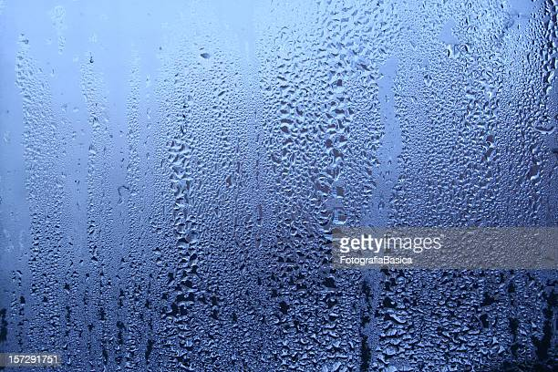 Water frost background