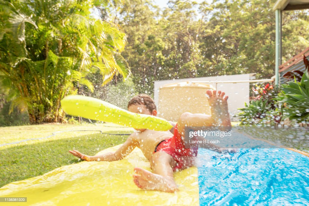 Water Games : Stock Photo