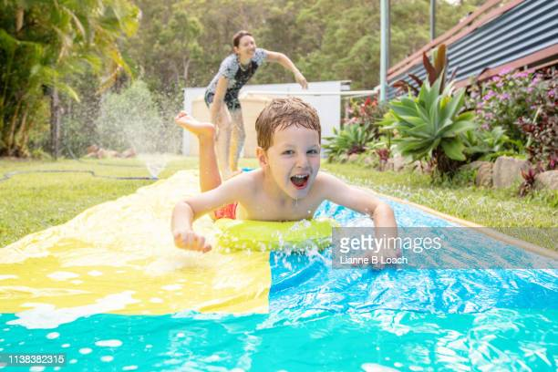 water games - lianne loach stock pictures, royalty-free photos & images