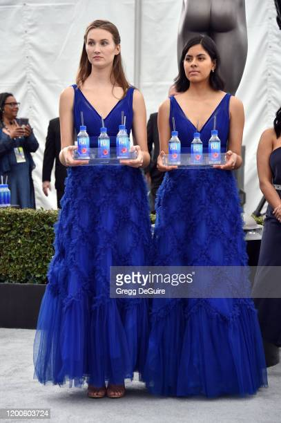 Water hostesses attend the 26th Annual Screen Actors Guild Awards at The Shrine Auditorium on January 19 2020 in Los Angeles California 721430