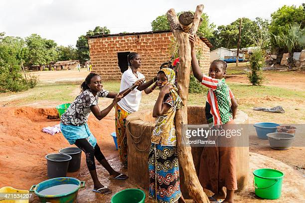 Water in africa