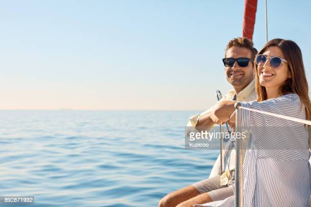 water lovers doing what they do best - yachting stock pictures, royalty-free photos & images