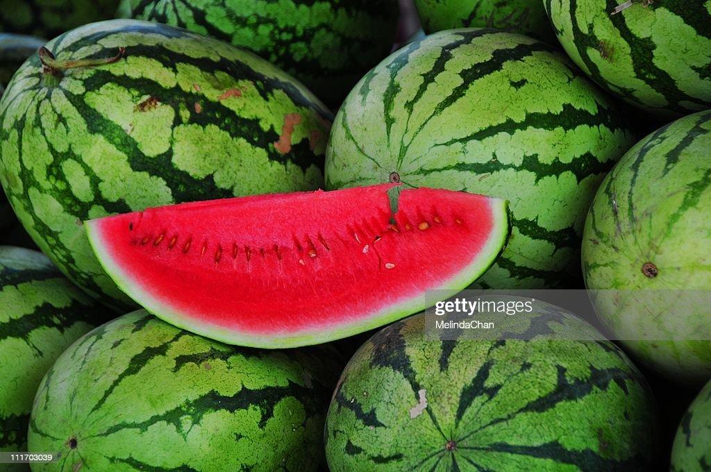 Water Melon : Stock Photo