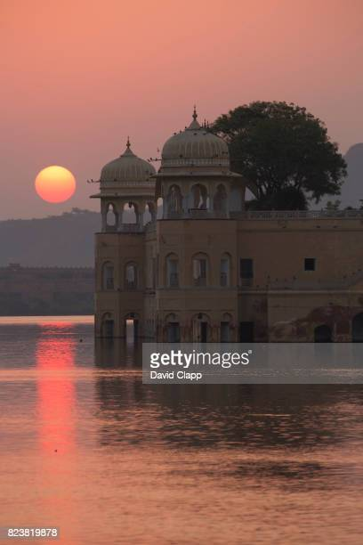 Water Palace, Jaipur, Rajasthan, India