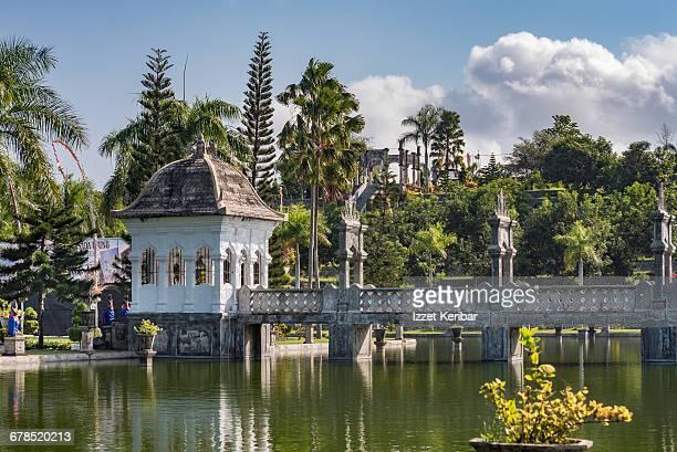Water Palace Karangesem village Eastern Bali