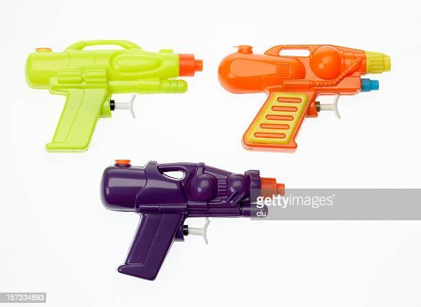 Ensemble de pistolets eau