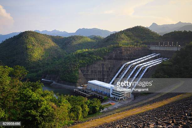 water plant power dam electrical energy, hydro power electric dam - hydroelectric power stock pictures, royalty-free photos & images