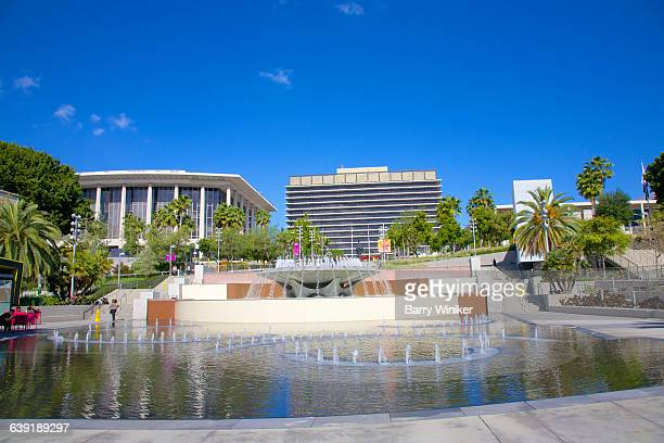 water playing in fountains in city park - vaudeville stock pictures, royalty-free photos & images