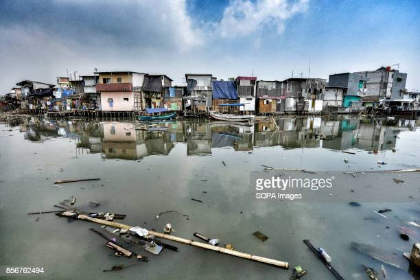 Water pollution makes it increasingly difficult to fish in the Pasar Ikan neighborhood of Jakarta In April last year hundreds of soldiers and police...