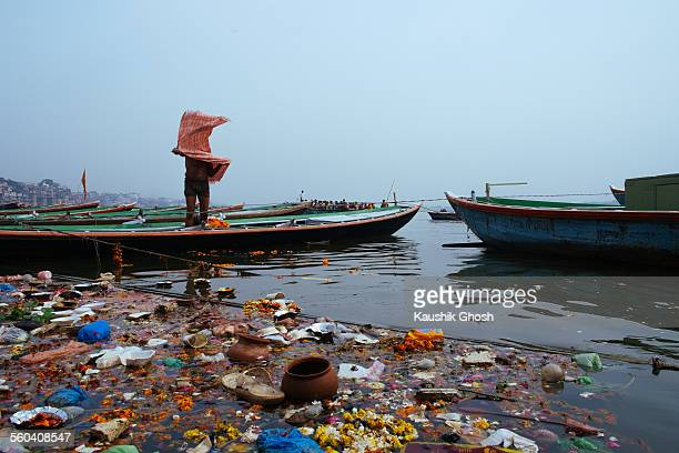 Water pollution of River Ganga (Ganges)
