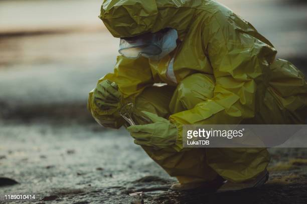 water quality checking - toxic substance stock pictures, royalty-free photos & images