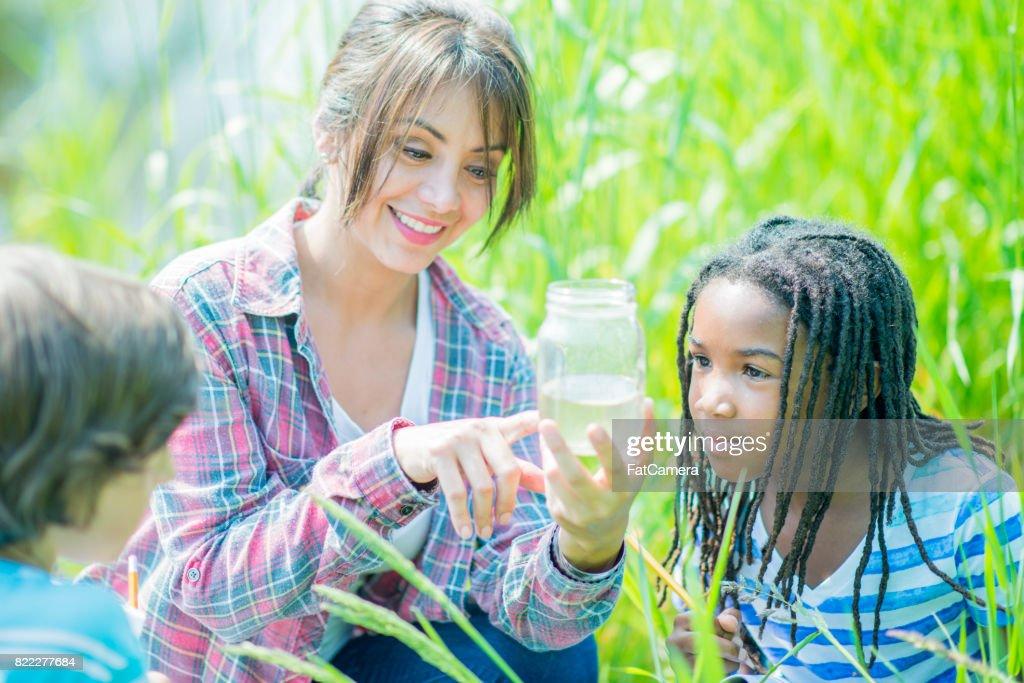 Water Sample : Stock Photo