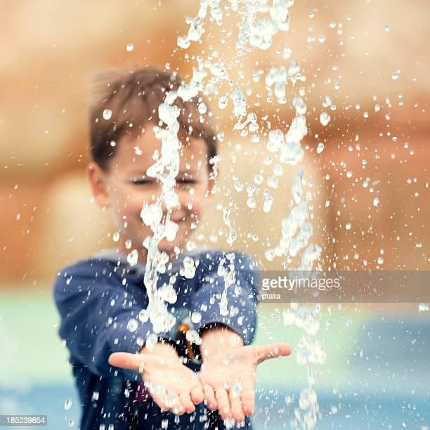 Wasser Akzenten