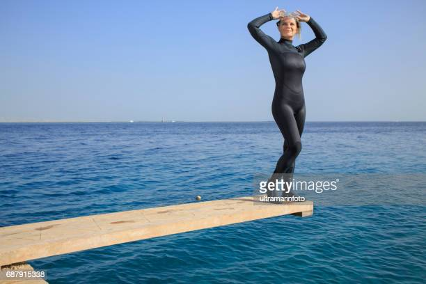 60 Top Mature Women Wetsuit Pictures, Photos,  Images - Getty Images-1554