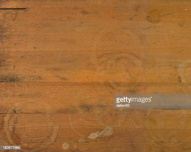 Water Stained Wood